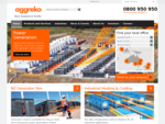 Power Generation Rental | NZ Generator Hire | Aggreko New Zealand