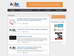 Asociacija Agile Lietuva yra aktyvių Agile metodų naudotojų Lietuvoje bendruomenė, kurios tikslas -