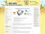 AG info - software pro zemědělství