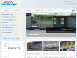 AGMDESIGN | Reklamni napisi | 3D reklamne table | Svetlobne reklame | Zastave | Drogovi za zast