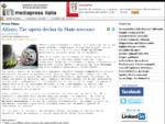 Primo Piano - Agenzia MediaPress