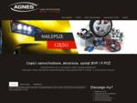 Części do ciężarówek , Części tir , czesci , akcesoria , zamienniki , BHP - Agnes24 sc ponad 250 000