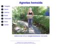 Agneta Östlunds hemsida
