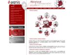 Hotelové systémy | Software pro hotely a restaurace - Agnis s. r. o.