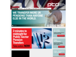 Transferring UK pensions to Australia - PTD
