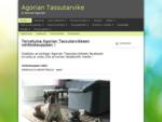 Etusivu - www. agorian. fi