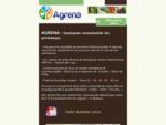 Agrena - Consommables pour Horticulture Ornementale, Maraîchage et Paysage