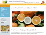 Agrumi Biologici Jalari   Azienda Agricola Pietrini