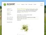 BIOWERT - bio based industry
