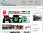 AGRIMAR d. o. o. - Prodaja nove in rabljene kmetijske mehanizacije ter rezervnih delov.