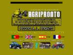 Agripronto - Tractores Agrícolas, Peças e Máquinas Industriais - Santarém
