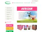 AGRISAN, PROBIOSAN, VITAPUR - Program profilaktyki sanitarnej zwierząt - AGRIVET - sucha dezynfek