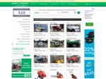Agri Trader - Landbouwwerktuigen - Occasions - Tractor - Graafmachine