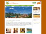 Offerte agriturismi Umbria, Gubbio con piscina