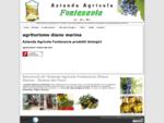 Azienda Agricola Diano Marina Agriturismo Imperia Aziende vinicole Liguria Vendita prodotti ...