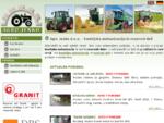 Agro Jenko d. o. o. - kmetijska mehanizacija in rezervni deli