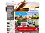 Agrobazar Strouhal - Zemědělská technika - Traktory - Kombajny - ÚVODNÍ STRÁNKA