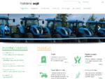 Prekyba trąšomis, augalų apsaugos priemonėmis, žemės ūkio technika bei atsarginėmis dalimis. Grūd