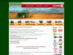 AGRO HANDEL Szymula - maszyny rolnicze