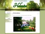 Gospodarstwo Agroturystyczne Helenów jest malowniczo położone pół kilometra od drogi, wśród gęstych