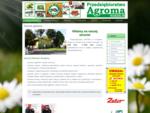 Agroma Koszalin Sp. z o. o. Ciągniki i maszyny rolnicze, części, artykuły i akcesoria jeździecki