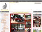 Traktorji in kmetijska mehanizacija Agromehanika d. d.