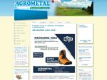 Agrometal   Prodaja nove in rabljene kmetijske mehanizacije