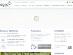 Pradžia - AgroMT - žemės ūkio NT valdymas