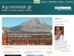 Home - agronomist. gr