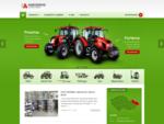 Agroservis Opava Hlučín   prodej zemědělské techniky – traktory Zetor, traktory Deutz-Fahr, s