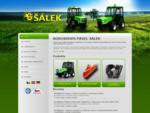 Malotraktory - AGROSERVIS Pavel Šálek - výroba a prodej | agroservispv. cz