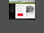 AGROSLUŽBA - Dodávka a montáž kotlov na biomasu, kompostovacích reaktorov a technológií pre živočíš