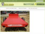Agrosyst - Εργοστάσιο Γεωργικών Μηχανηματων