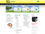 Agrotech potisk etiket, snímače čárový kód, TTR pásky, plastové karty