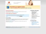 Doména agrotipsiroky. com je parkována u služby Český hosting, vlastník neobjednal hostingové služb
