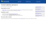 agrotopas. eu - Svetainės talpinimas - Serveriai. lt