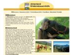 Almenland Erlebnisbauernhöfe, Urlaub am Bauernhof, Steiermark, Österreich, Reiten, Pferde, Golf, ...