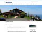 Agroturismo | Casa Rural Maddiola está dentro del parque natural de Mendizorrotz. Rodeada de ver...