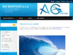 AG SEAFOOD s. r. o. - Dovoz a prodej mražených ryb a mořských plodů té nejvyšší kvality