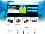 En Tiendas Aguazul puedes obtener material de buceo y submarinismo, ya sea por su tienda online o p
