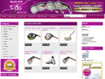 Tienda de golf online donde comprar buenos palos de golf y demás artículos al mejor precio