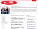 Welkom bij AH-SHI