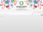 Hosted By One. com | Webhosting made simple