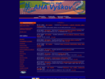 Oficiální web AK AHA Vyskov