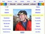 Homepage von Albrecht Herbert Daubach, Bochum