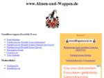 Familienwappen Wappensuche Ahnenforschung Wappen Heraldik Heraldiker Ahnenforscher Ahnen Genealogie