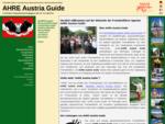 Geprüfte österreichische Fremdenführer und Stadtführer bieten Stadtführunge