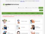 Apteka Online - leki bez recepty, kosmetyki, suplementy diety | Apteka Internetowa