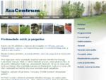 AiaCentrum - Piirdeaedade müük ja paigaldus.
