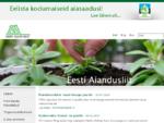 Eesti Aiandusliit raquo; Esileht